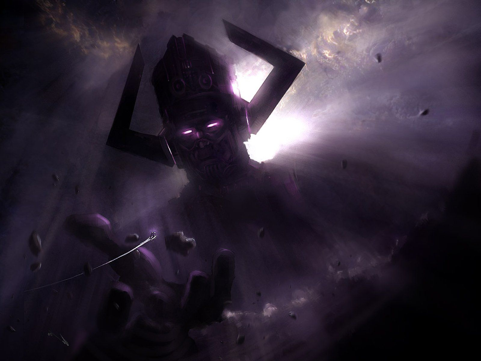 Galactus 4k Wallpapers Top Free Galactus 4k Backgrounds