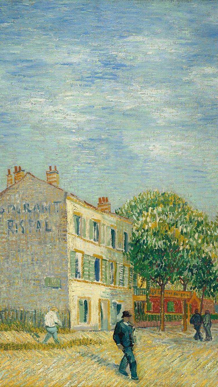 Vincent Van Gogh Iphone Wallpapers Top Free Vincent Van