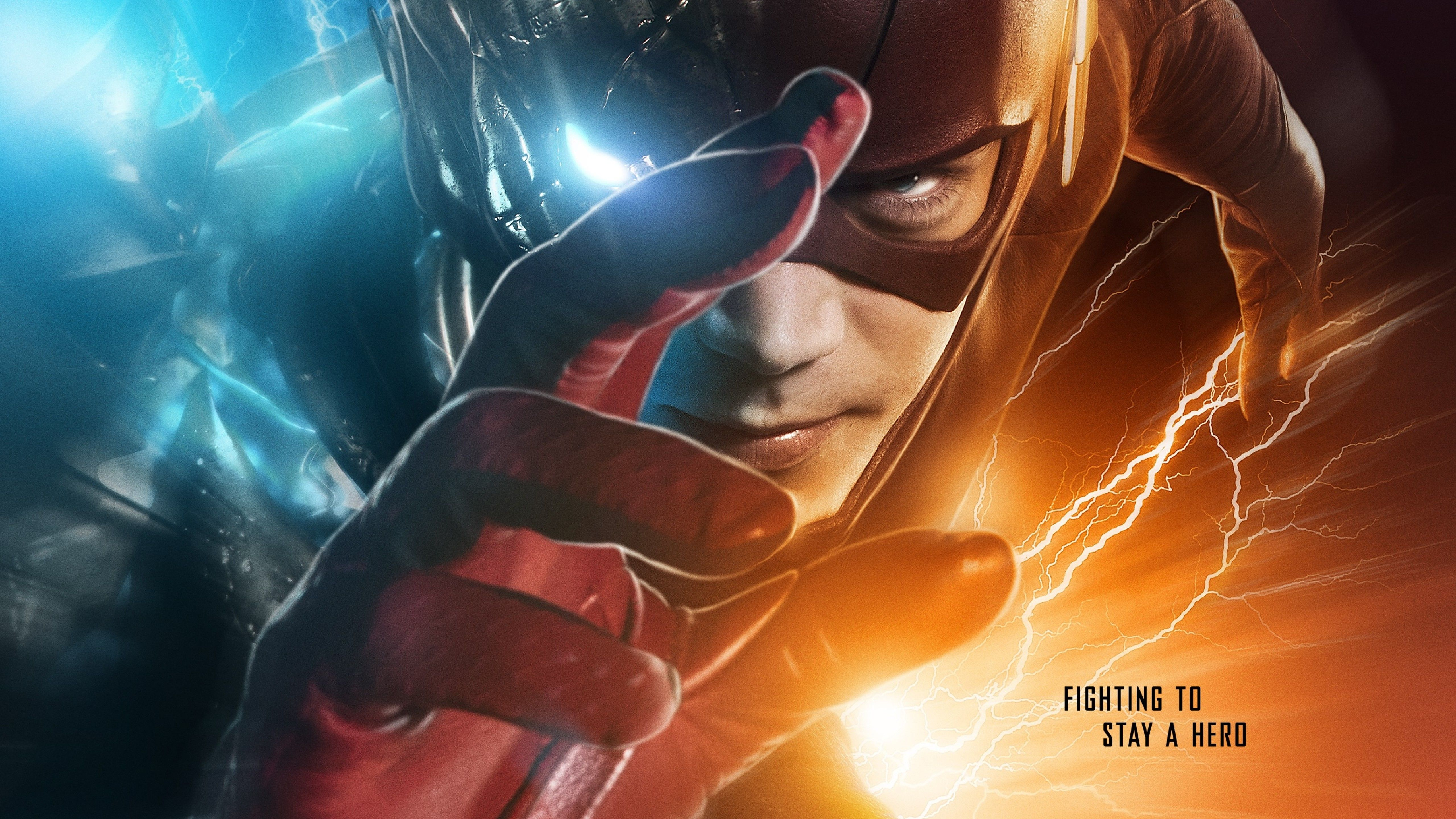 The Flash 4K Wallpapers - Top Free The Flash 4K Backgrounds -  WallpaperAccess