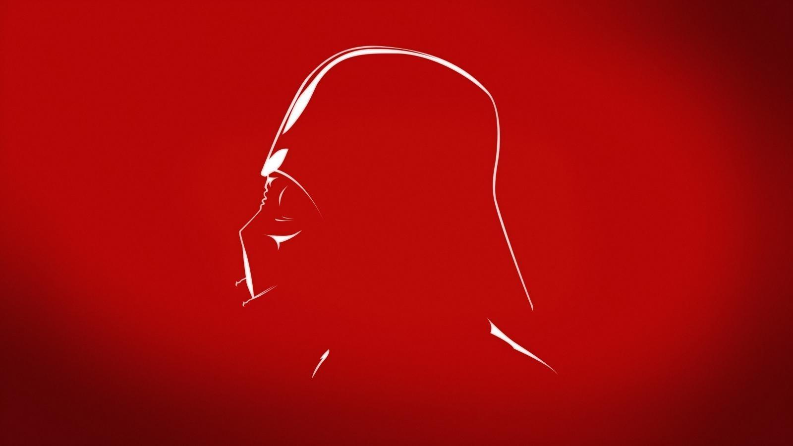 Black Red Minimalist Wallpapers - Top Free Black Red ...