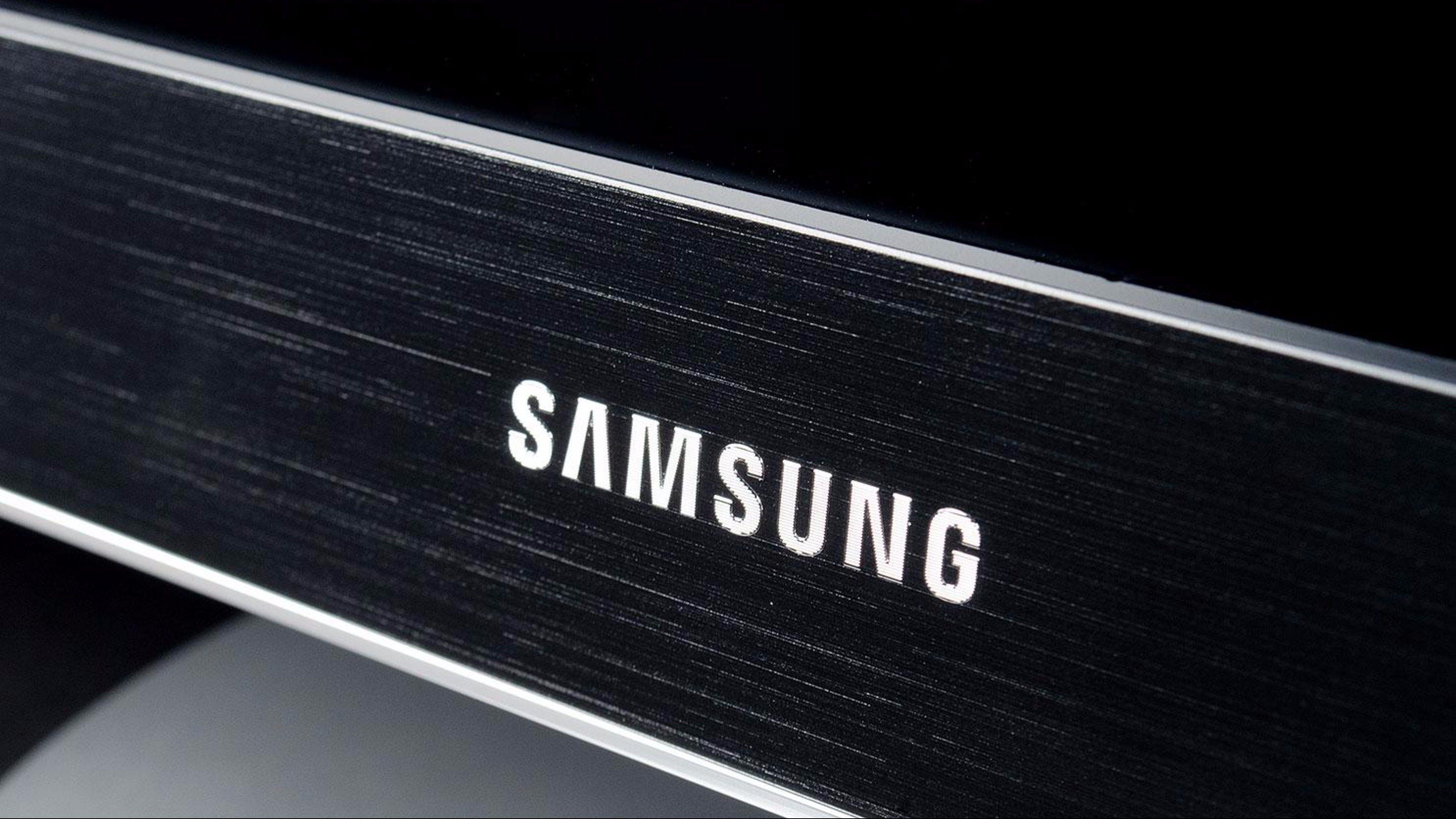 Samsung 4k Logo Wallpapers Top Free Samsung 4k Logo Backgrounds Wallpaperaccess