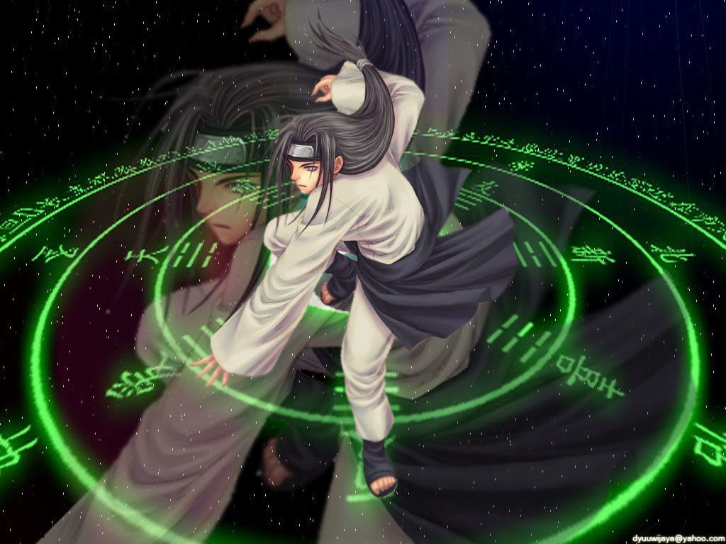 Image result for neji wallpaper hd