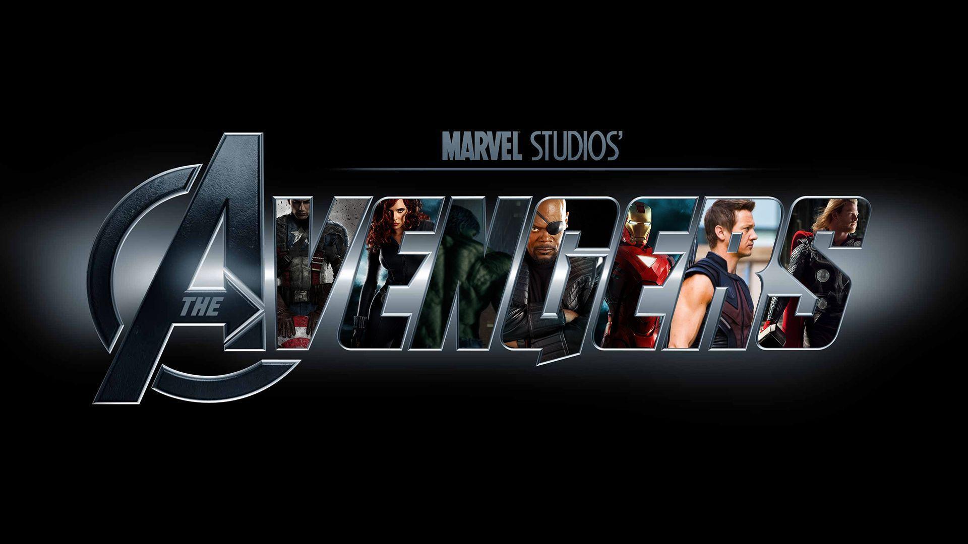Marvel Avengers Logo Wallpapers - Top Free Marvel Avengers ...