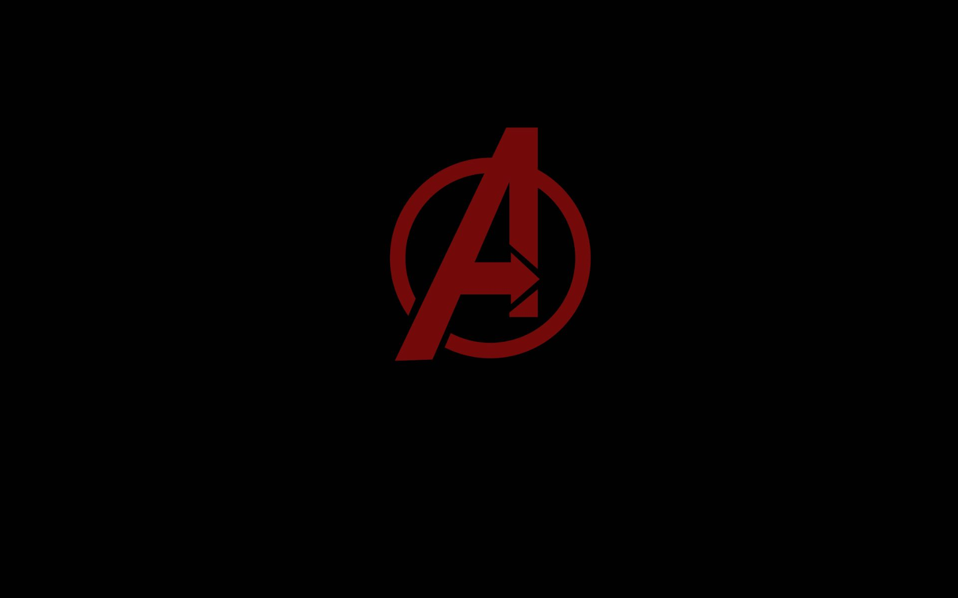 Marvel Avengers Logo Wallpapers Top Free Marvel Avengers Logo