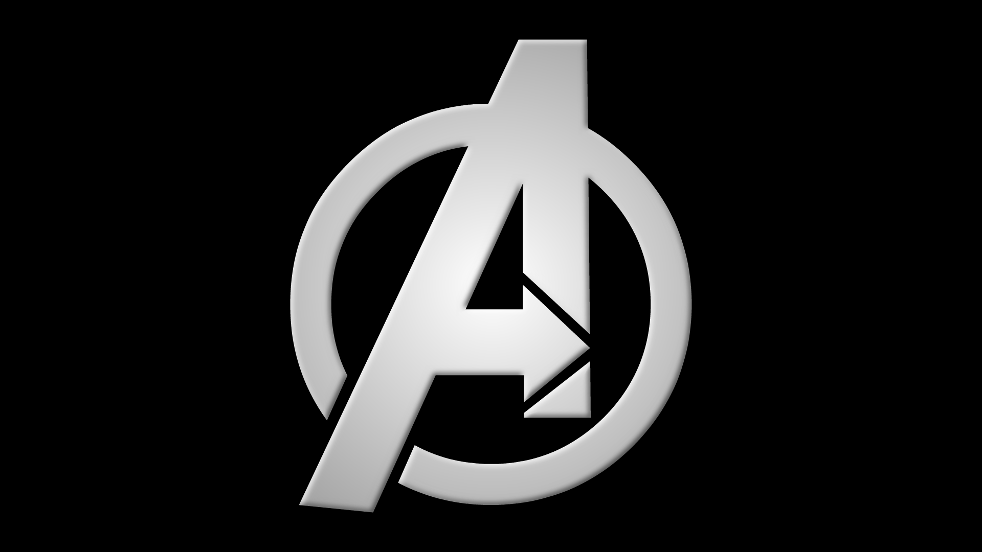 Marvel avengers logo wallpapers top free marvel avengers - Avengers symbol wallpaper ...
