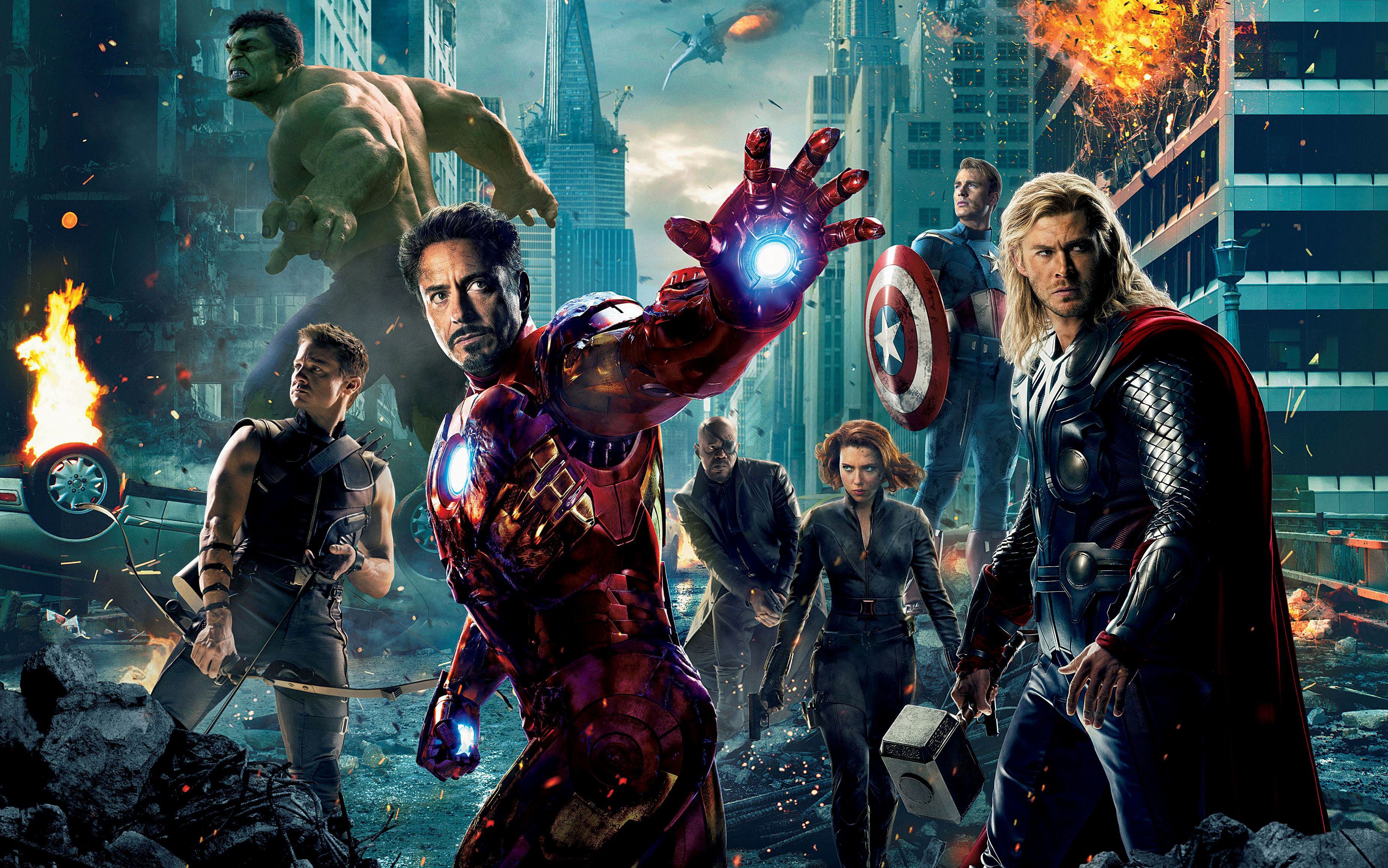 Marvel S Avengers Computer Wallpapers Top Free Marvel S Avengers Computer Backgrounds Wallpaperaccess