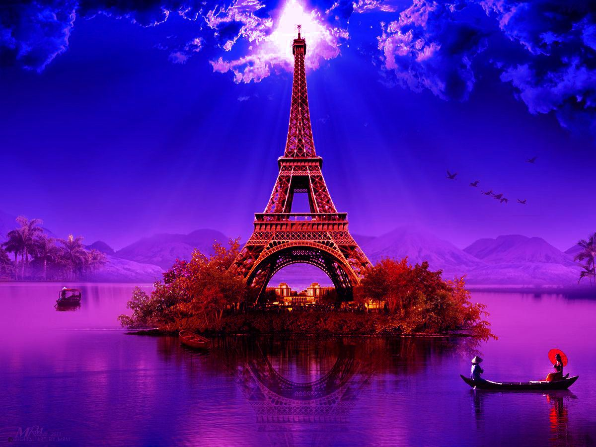 Eiffel Tower Wallpapers Top Free Eiffel Tower Backgrounds Wallpaperaccess