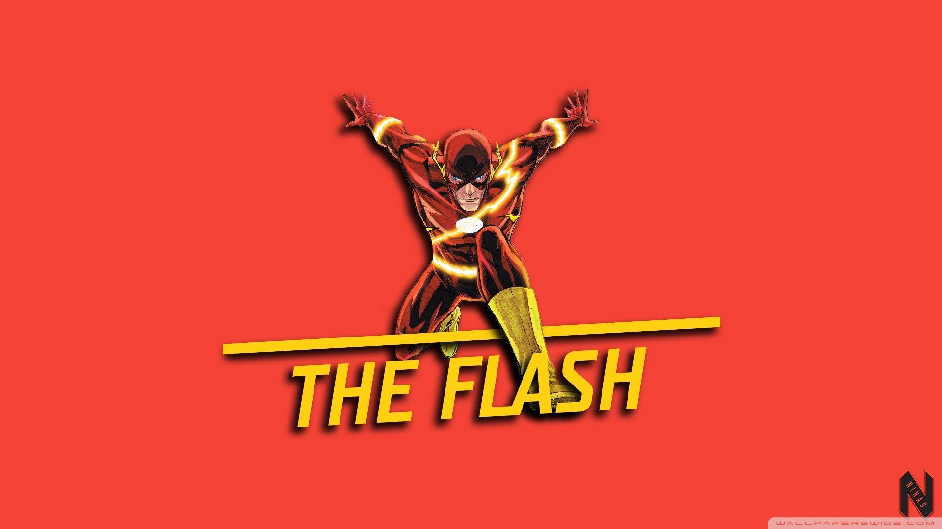 The Flash Desktop Wallpapers - Top Free The Flash Desktop Backgrounds -  WallpaperAccess