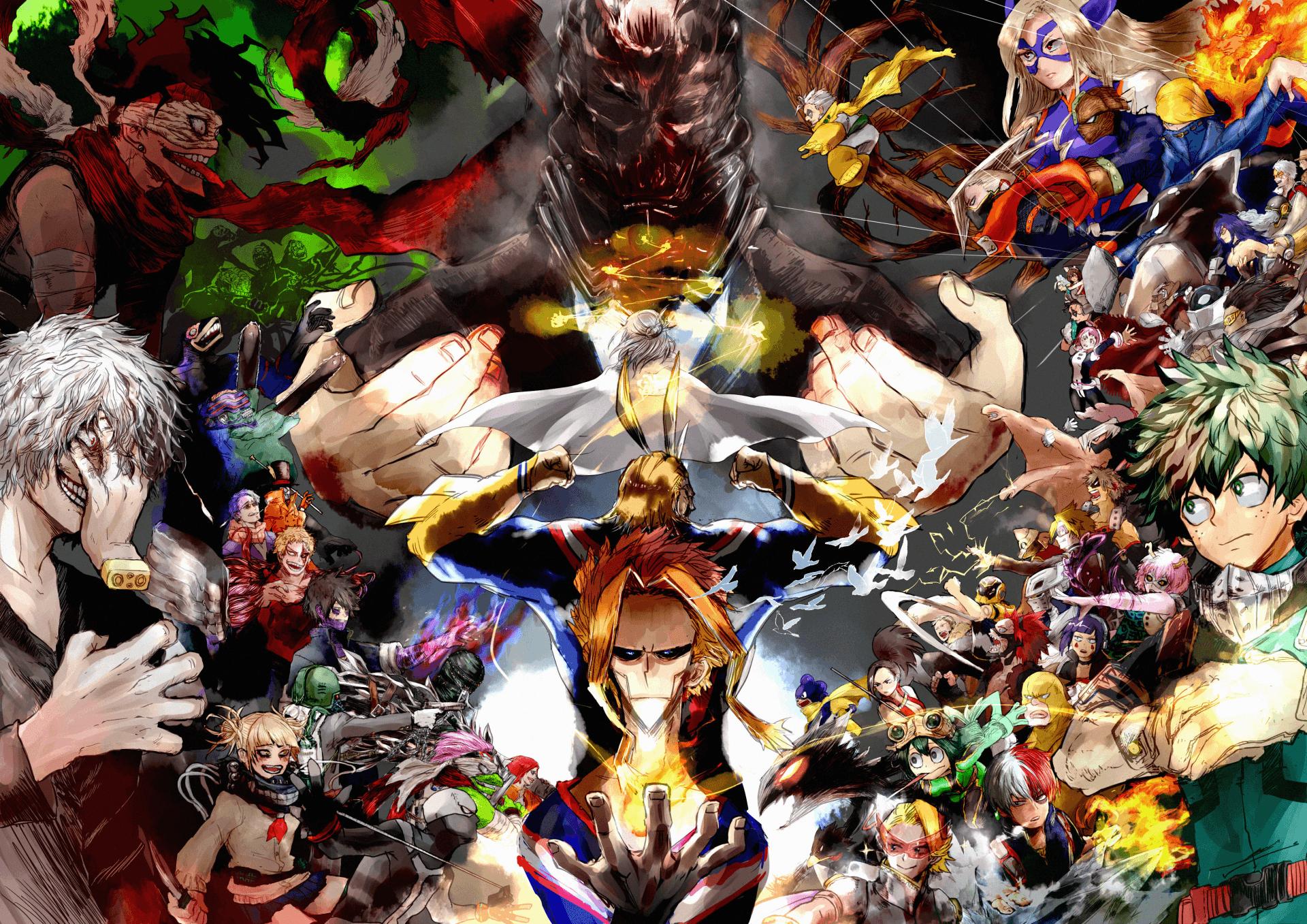 My Hero Academia 2880 Wallpapers Top Free My Hero Academia