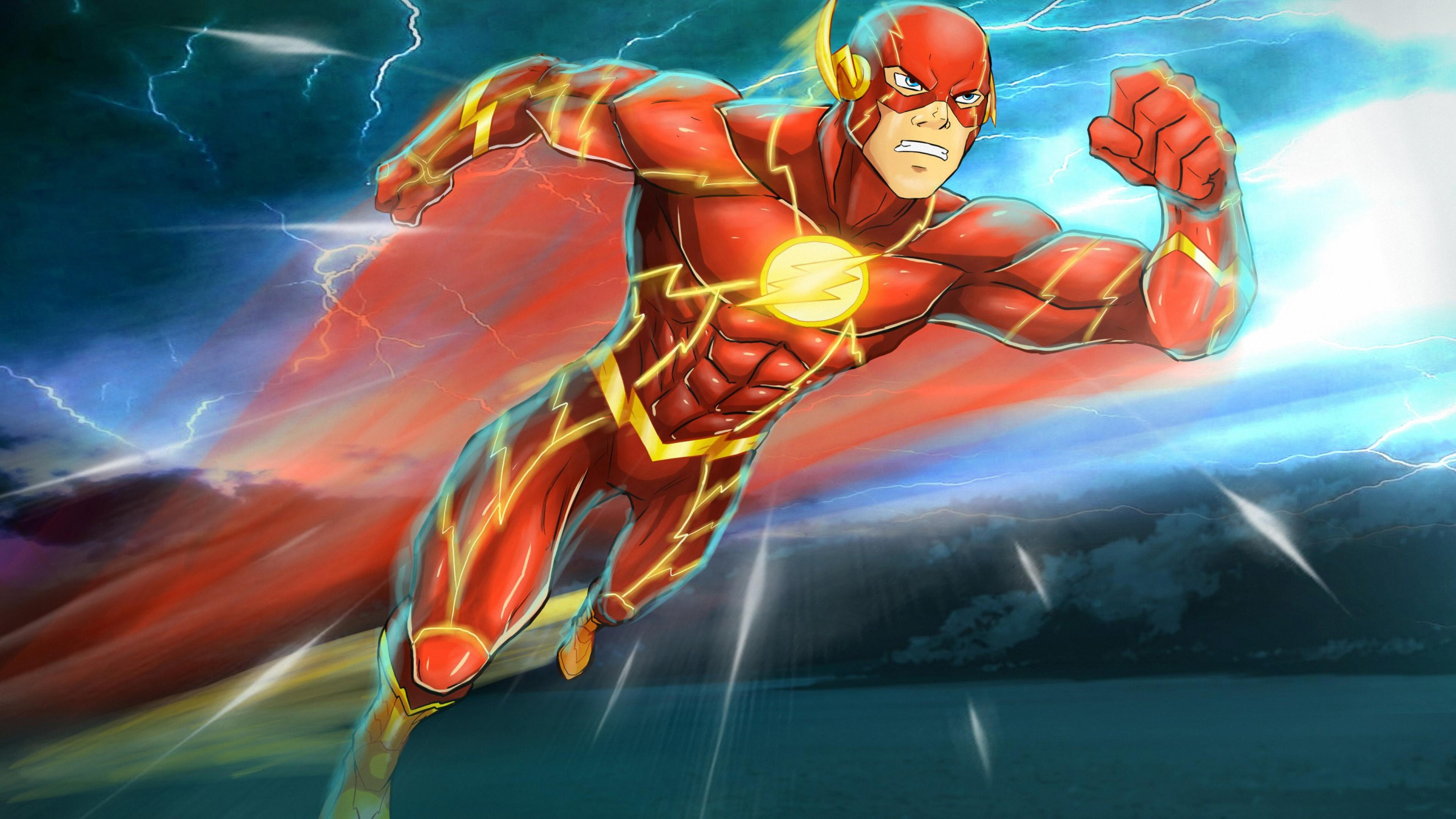The Flash 4K Wallpapers - Top Free The Flash 4K ...