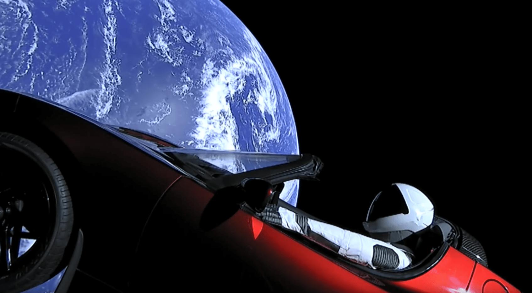 Tesla in Space Wallpapers - Top Free Tesla in Space ...