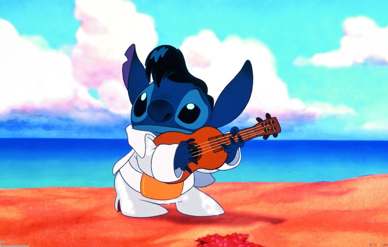 stitch elvis wallpapers top free