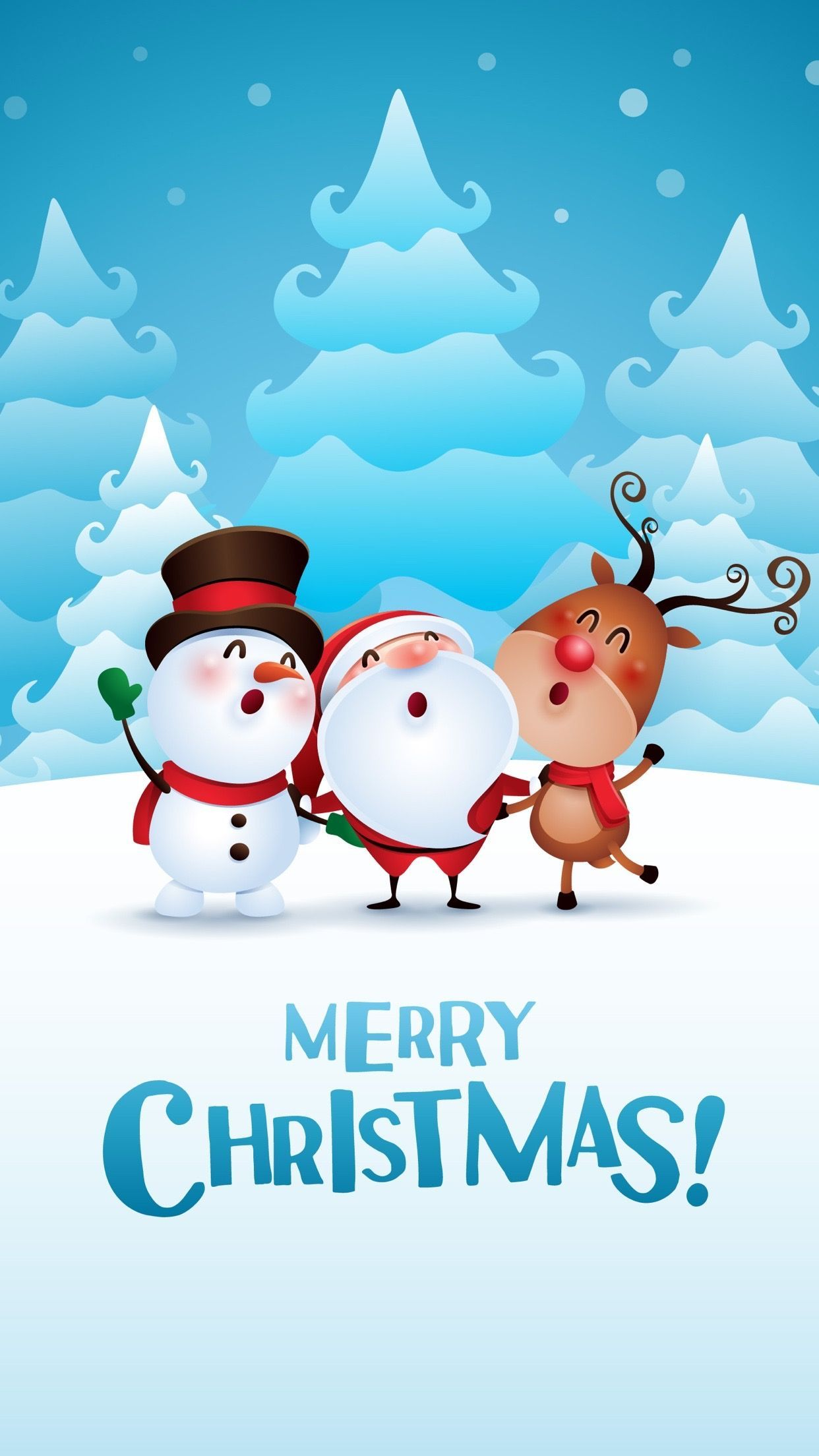Christmas Iphone Wallpaper.Merry Christmas Iphone Wallpapers Top Free Merry Christmas