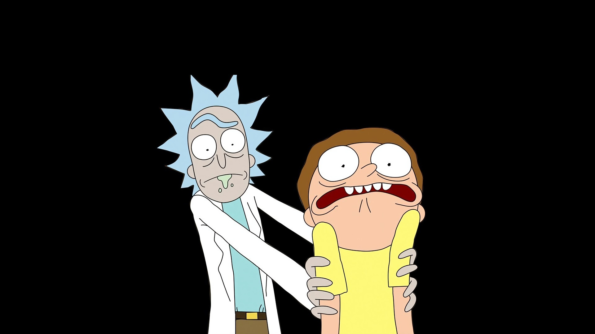 Rick And Morty Laptop Wallpapers Top Free Rick And Morty Laptop
