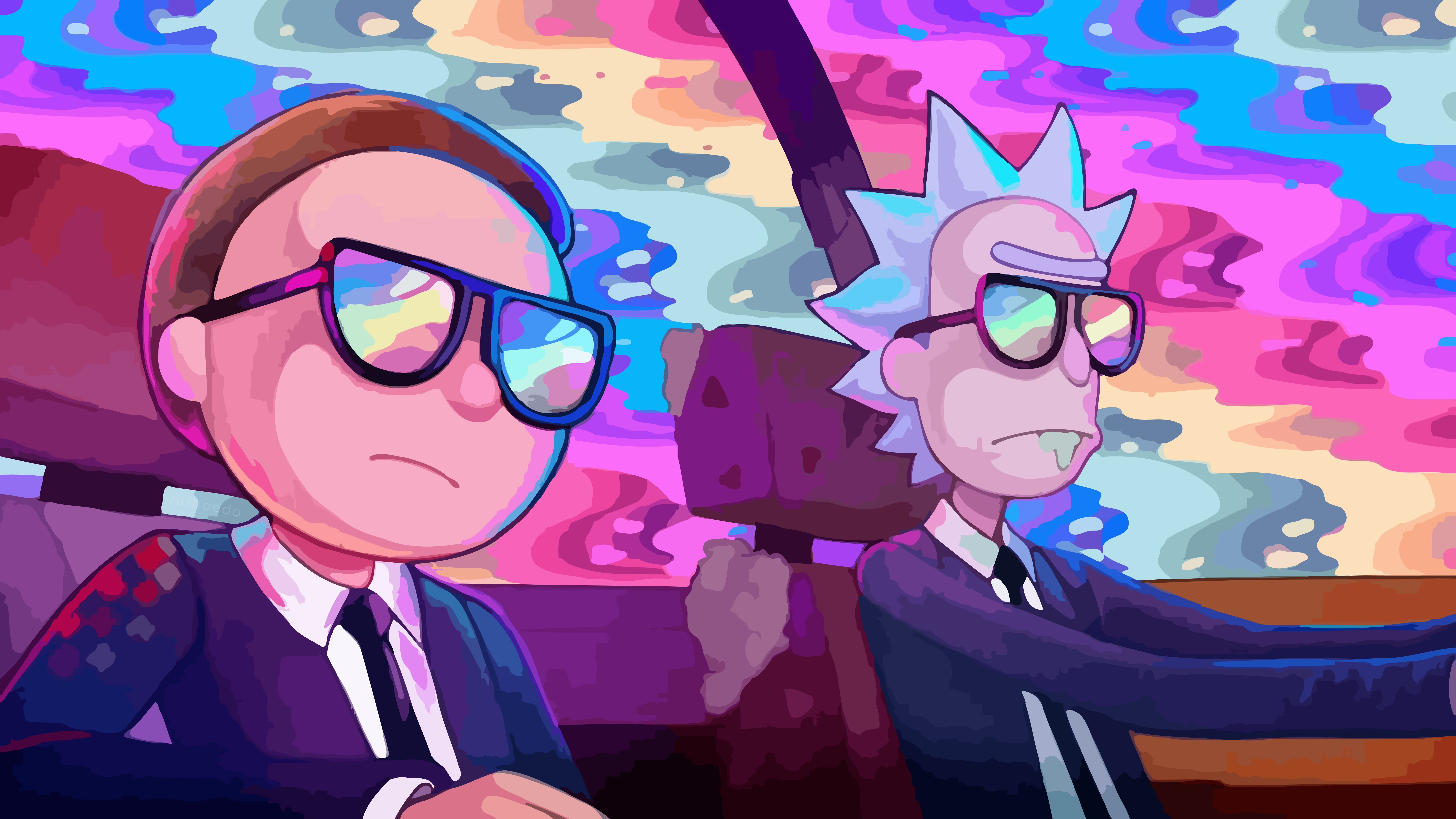 Rick and Morty Laptop Wallpapers - Top Free Rick and Morty Laptop