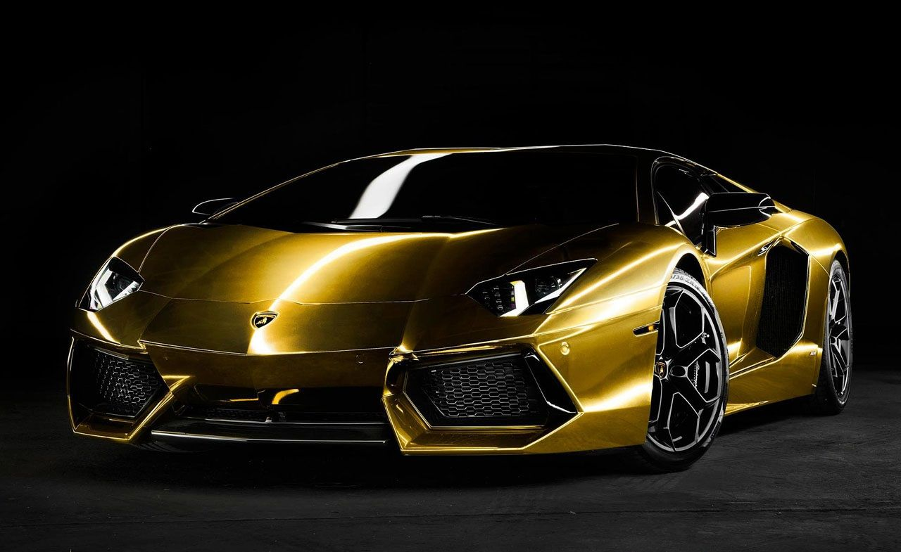 Gold Lamborghini Wallpapers , Top Free Gold Lamborghini