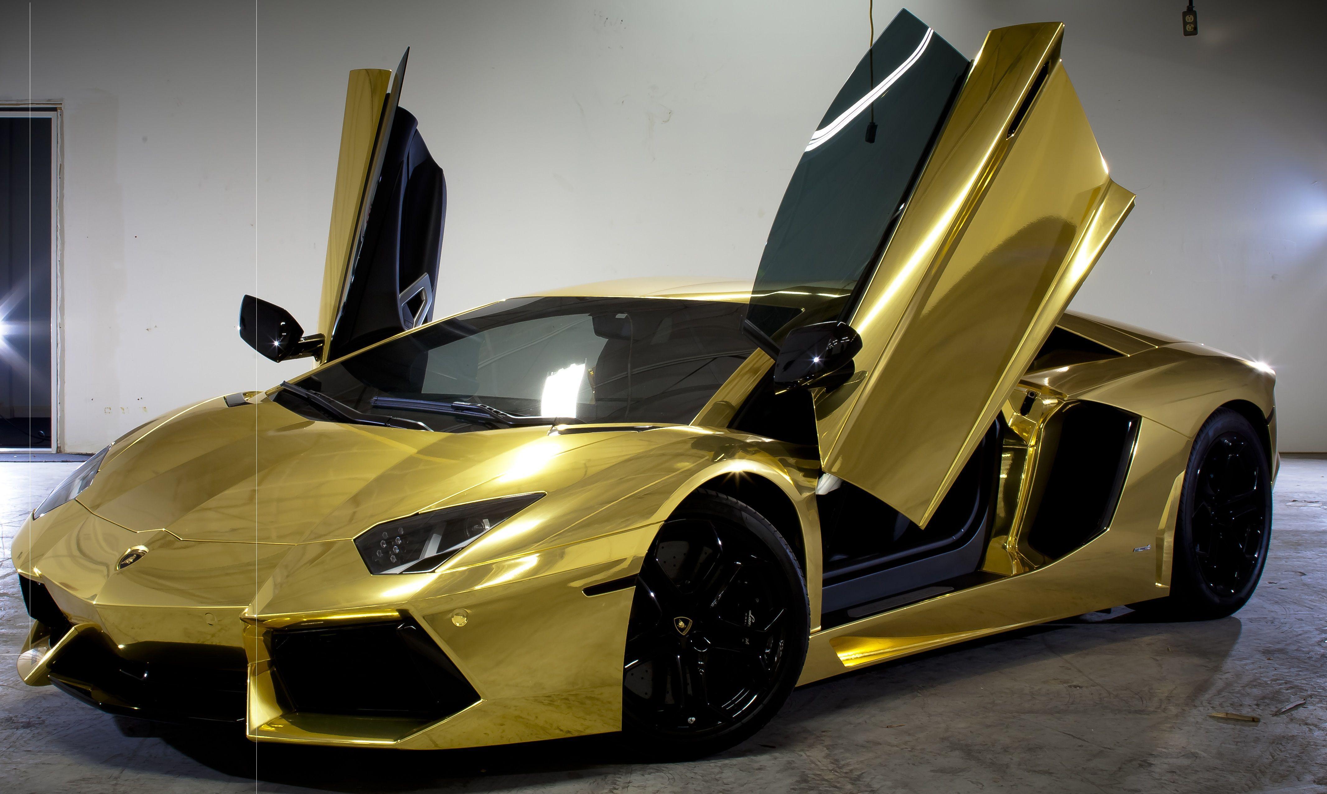 Gold Lamborghini Wallpapers Top Free Gold Lamborghini