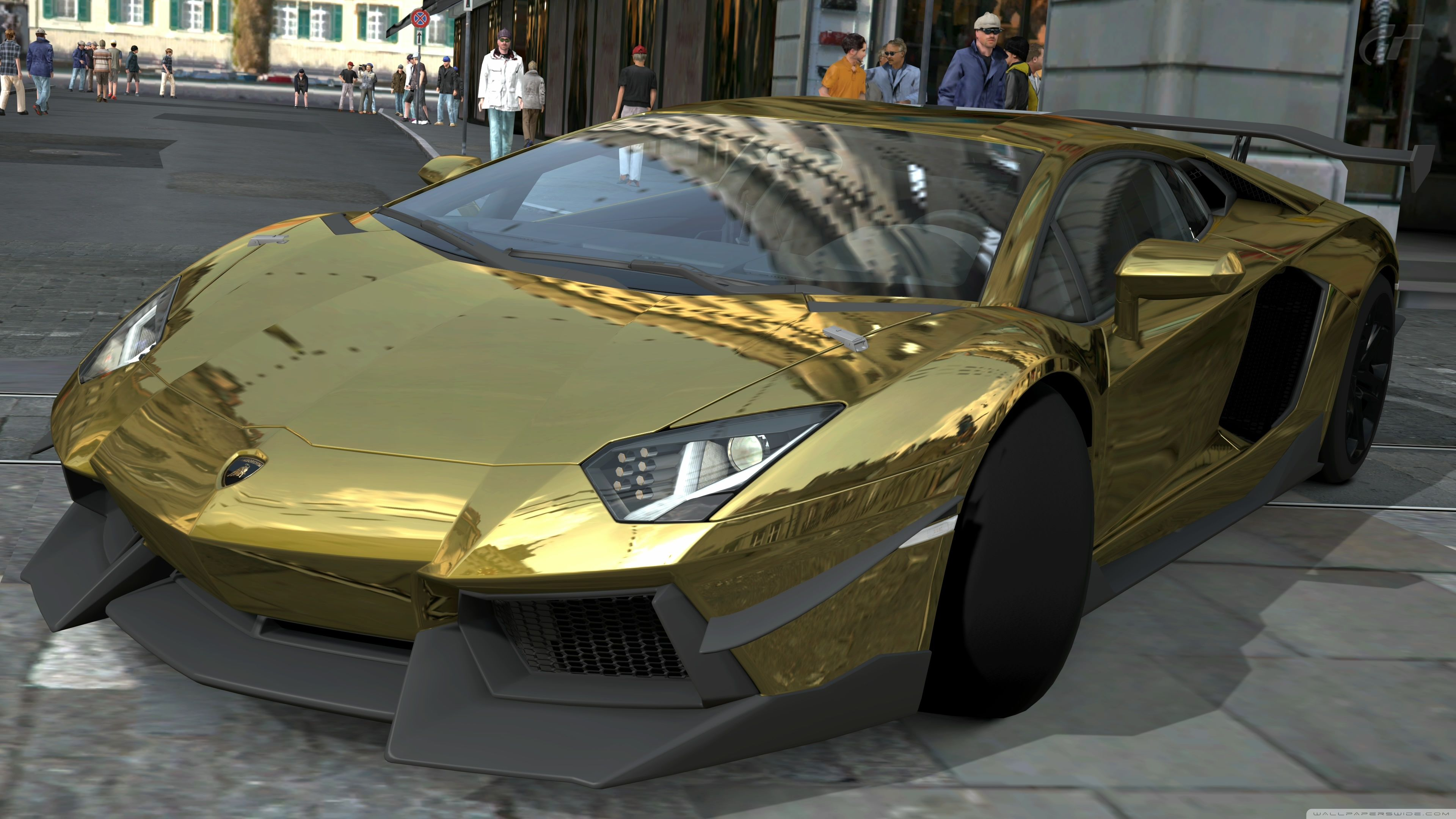 52 Best Free Gold Lamborghini Wallpapers Wallpaperaccess