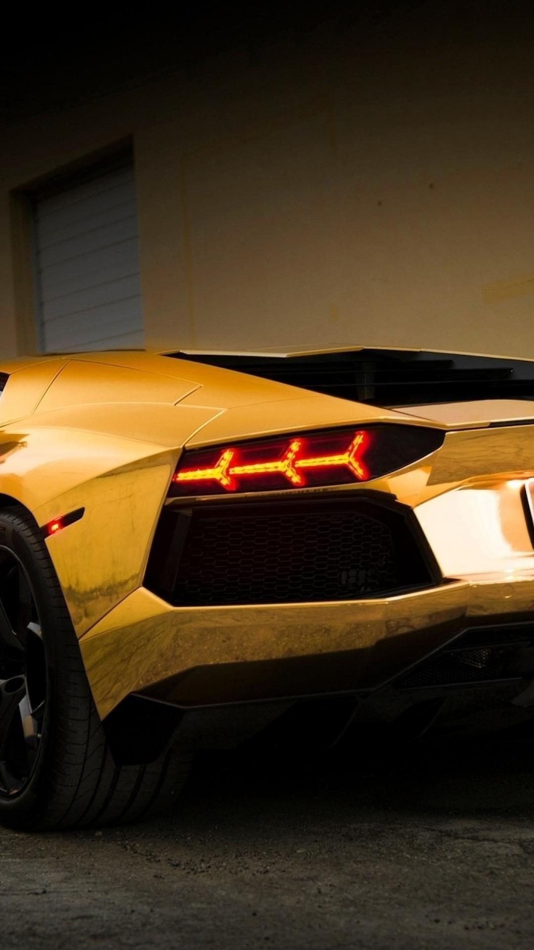1920x1080 Cool Wallpapers 1600x900 Group 94 Download 3840x2160 Gold Chrome Lamborghini Aventador