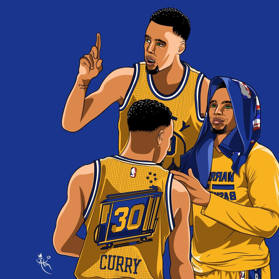 e3a3684f6a78 Cartoon Stephen Curry Wallpapers - Top Free Cartoon Stephen Curry ...