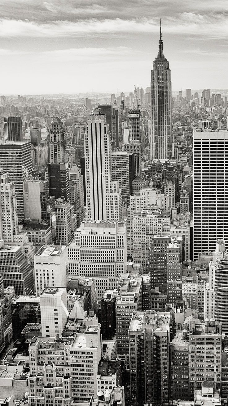 New York Skyline Iphone Wallpapers Top Free New York Skyline