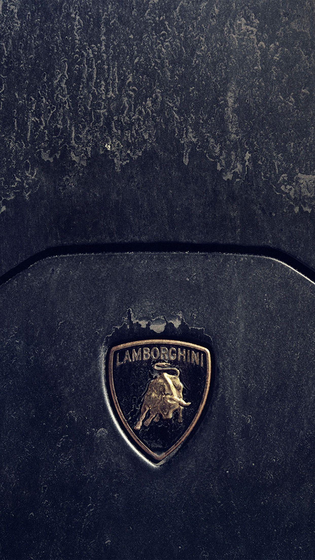 Lamborghini Logo iPhone Wallpapers