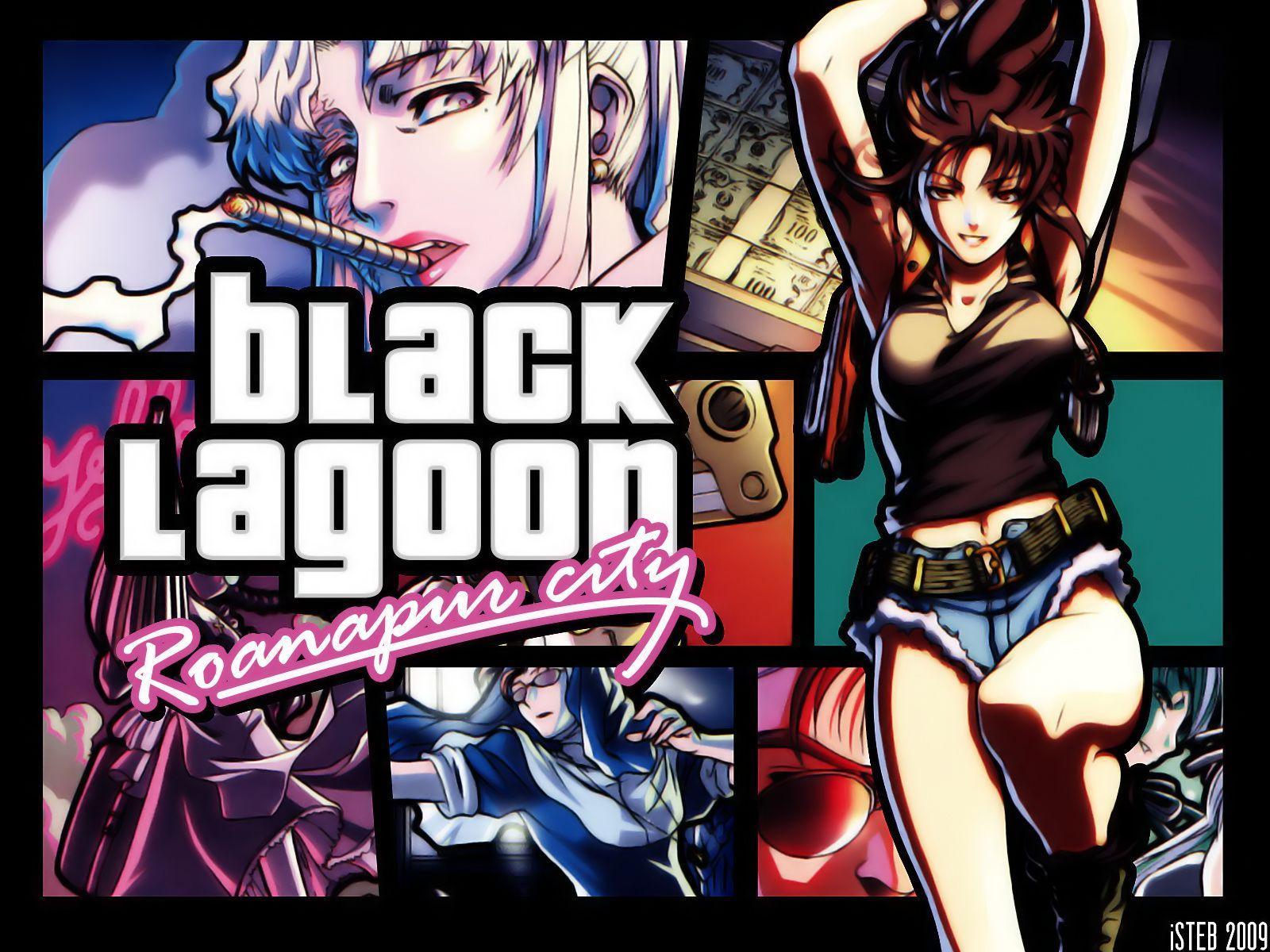 Black Lagoon Iphone Wallpapers Top Free Black Lagoon Iphone