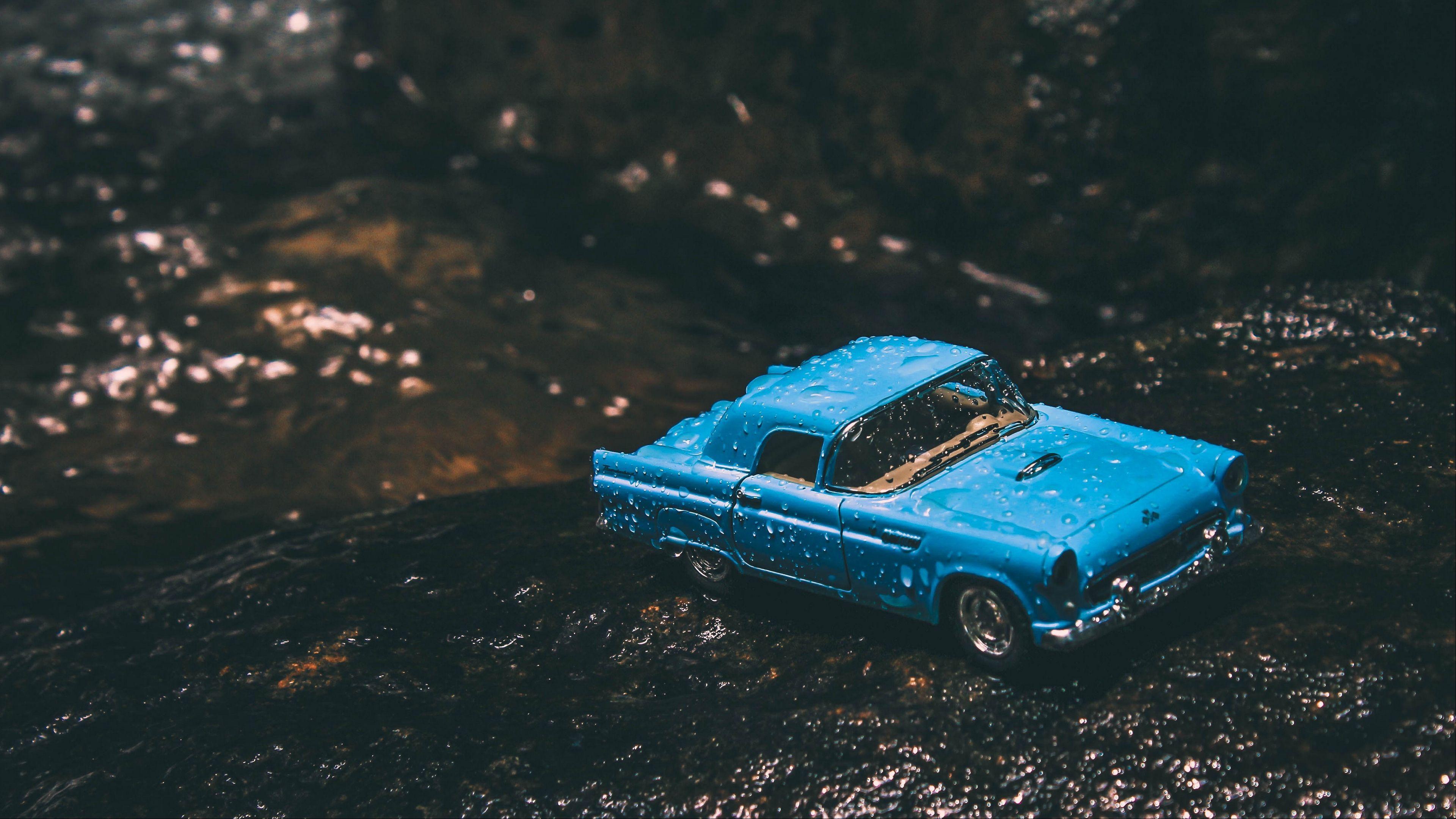 3840x2160 Tải xuống hình nền 3840x2160 xe hơi, mô hình, Đồ chơi, cổ điển, độ ẩm 4k uhd