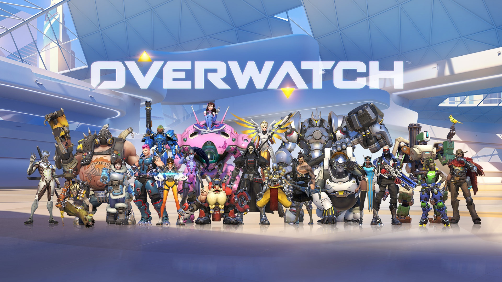 Overwatch Wallpapers Top Free Overwatch Backgrounds