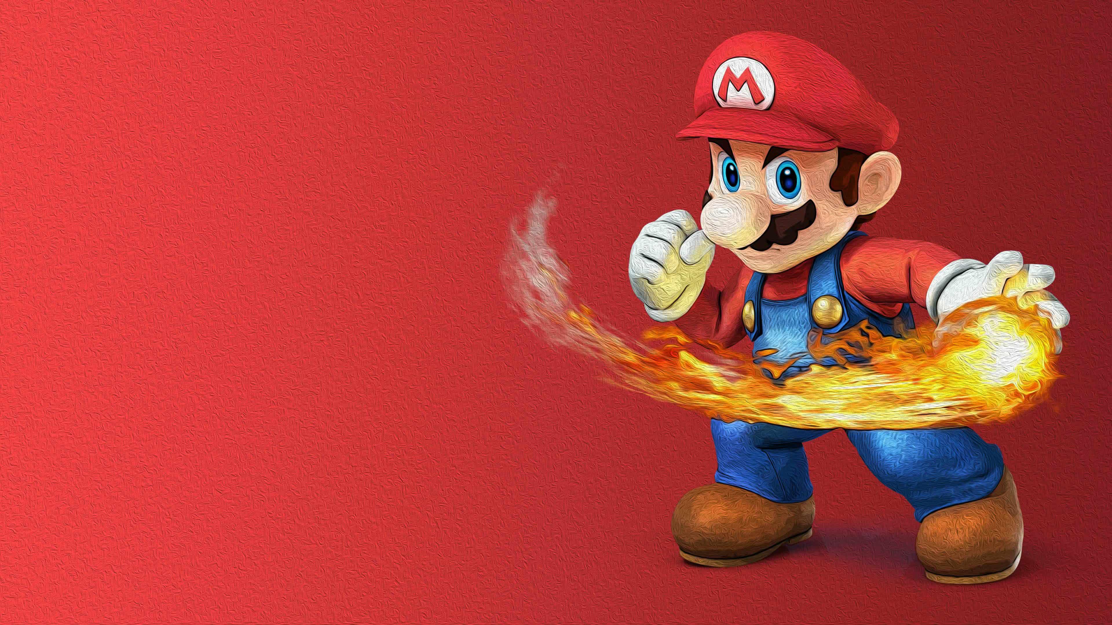 Mario 4k Wallpapers Top Free Mario 4k Backgrounds