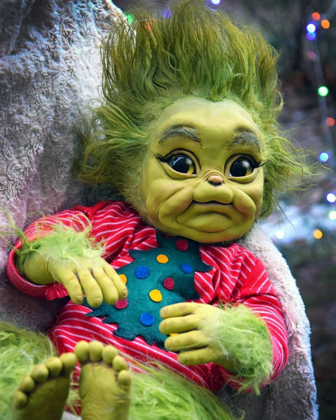 Baby Grinch Wallpapers Top Free Baby Grinch Backgrounds