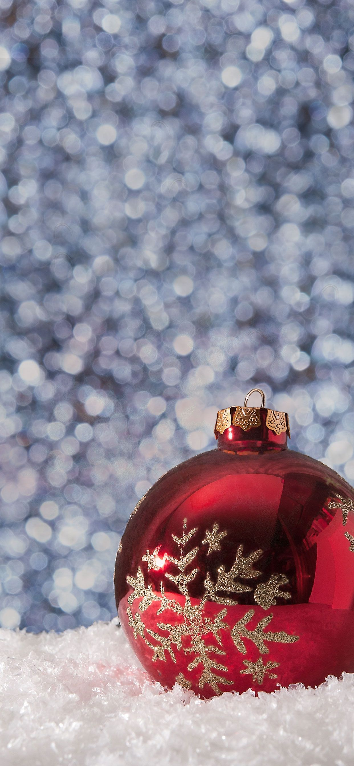 Christmas Ornaments Iphone Wallpapers Top Free Christmas