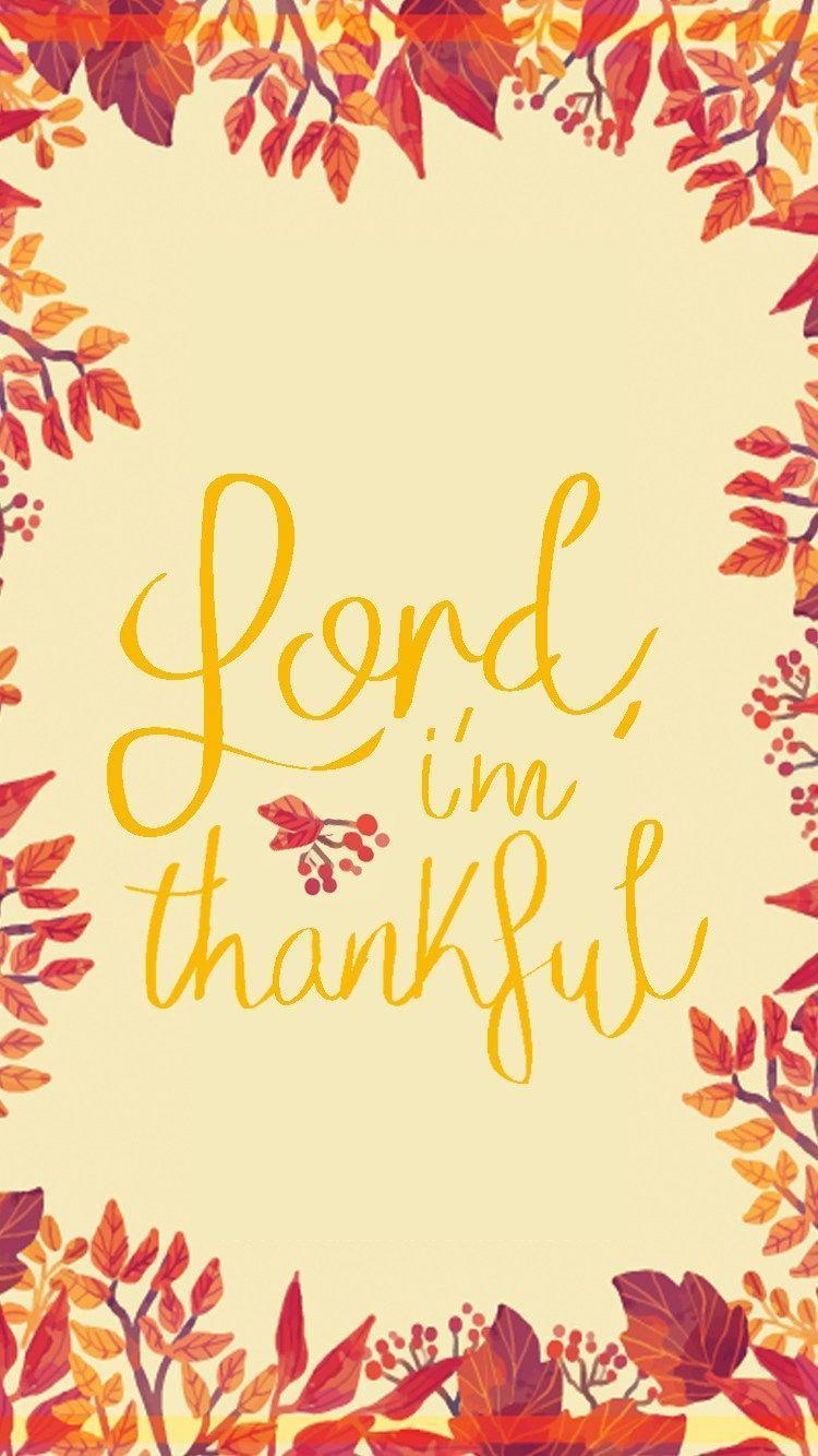 Inspirational Thanksgiving Wallpapers