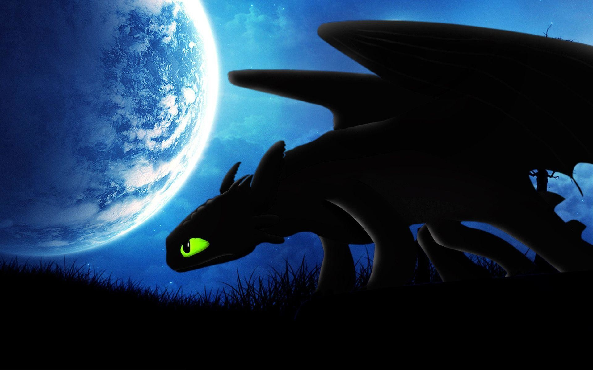 Night Fury Wallpapers Top Free Night Fury Backgrounds Wallpaperaccess