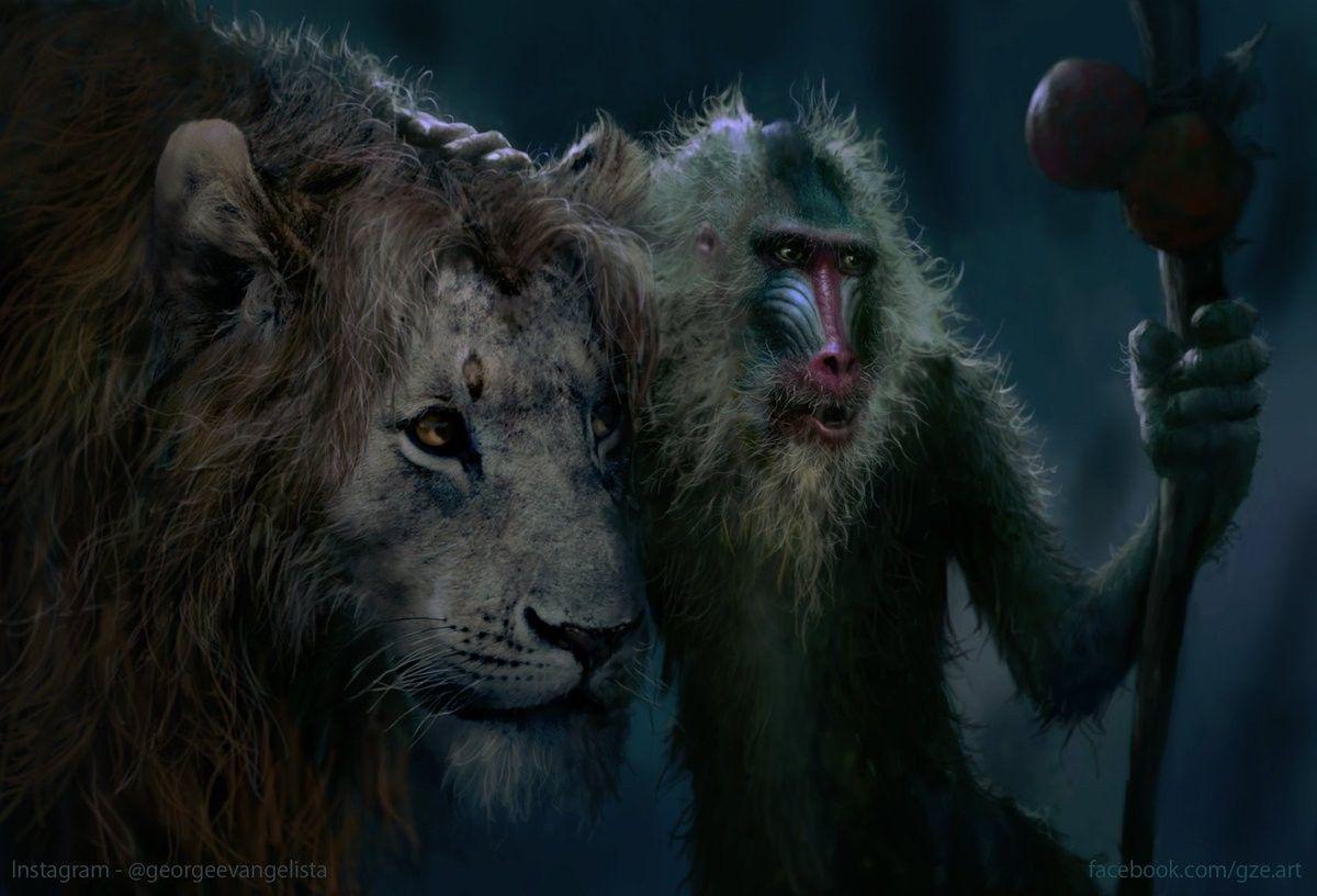 Lion King 4K Wallpapers - Top Free Lion King 4K ...