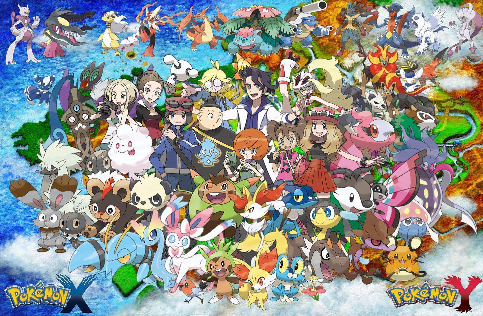 Pokemon Wallpapers Top Free Pokemon Backgrounds