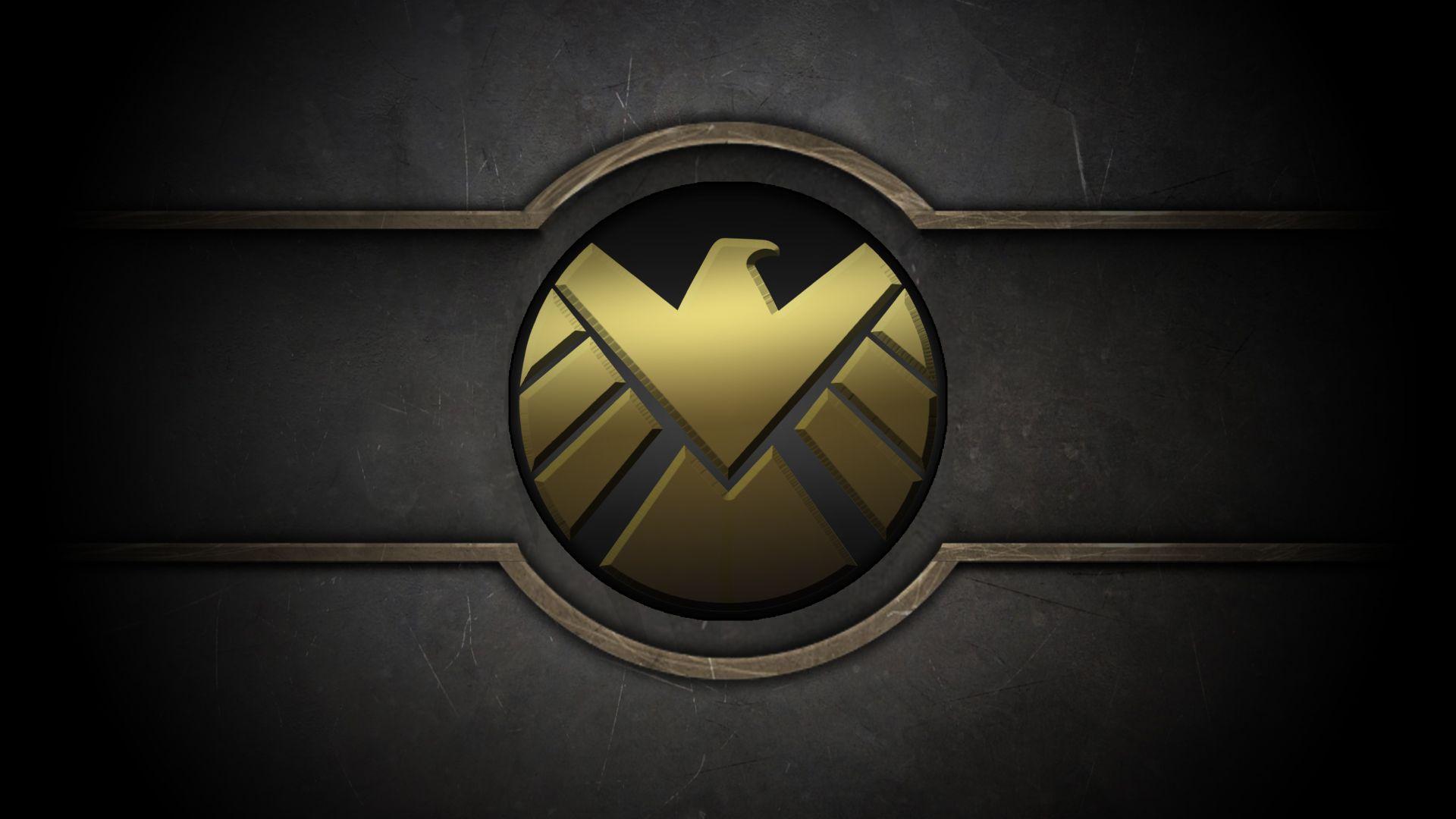 Marvel S H I E L D Logo Wallpapers Top Free Marvel S H I E L D