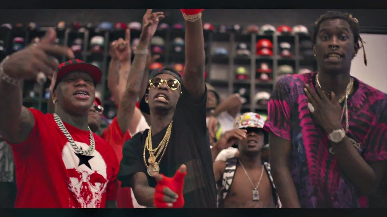 Tyga Birdman Young Thug Wallpapers - Top Free Tyga Birdman