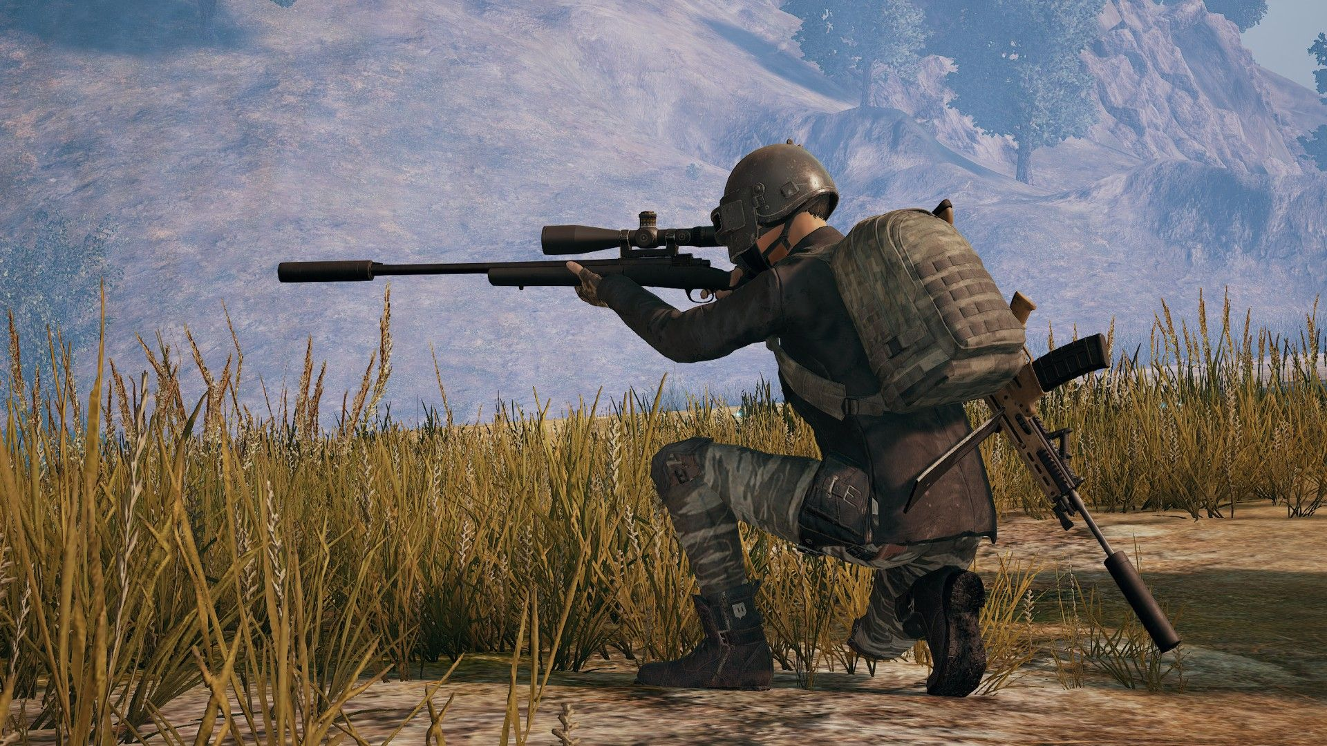 PUBG Sniper Wallpapers - Top Free PUBG Sniper Backgrounds