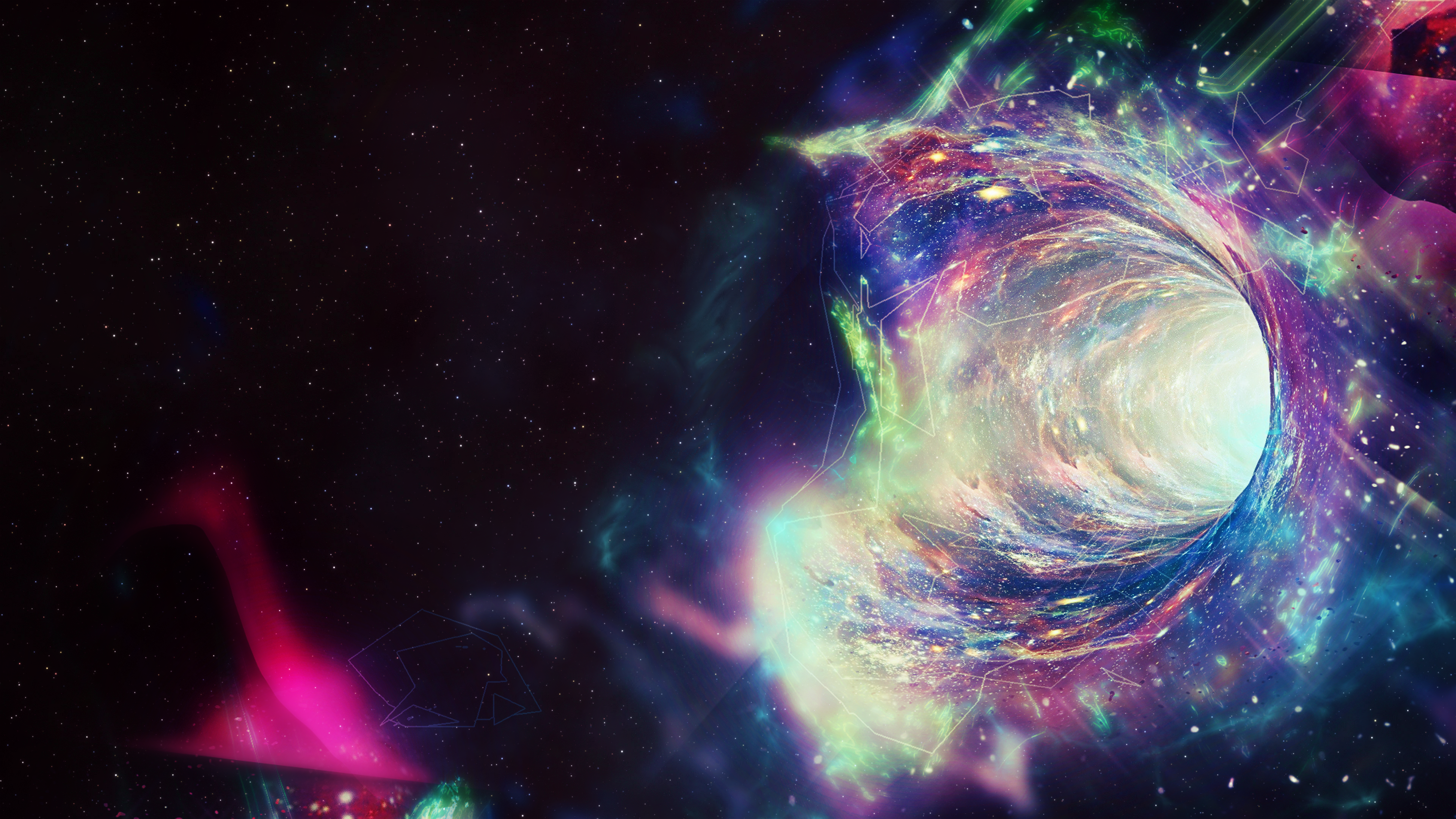 Black Hole 128k Wallpapers Top Free Black Hole 128k Backgrounds