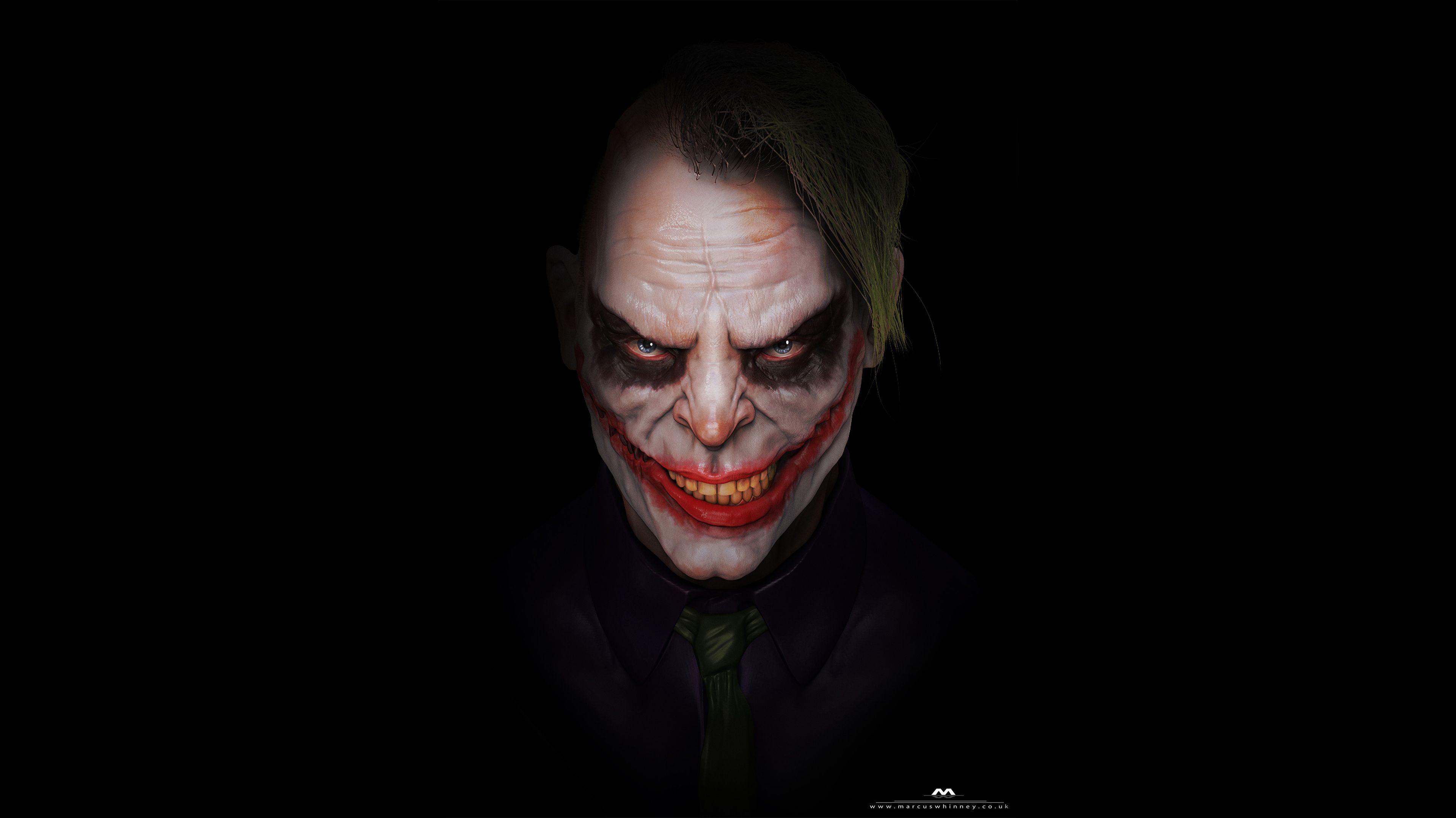 Scary Joker Wallpapers Top Free Scary Joker Backgrounds Wallpaperaccess