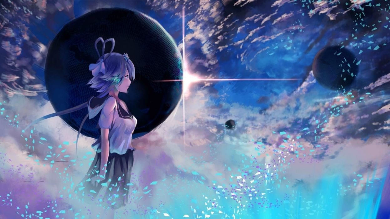 Moon Girl Anime Wallpapers - Top Free Moon Girl Anime Backgrounds