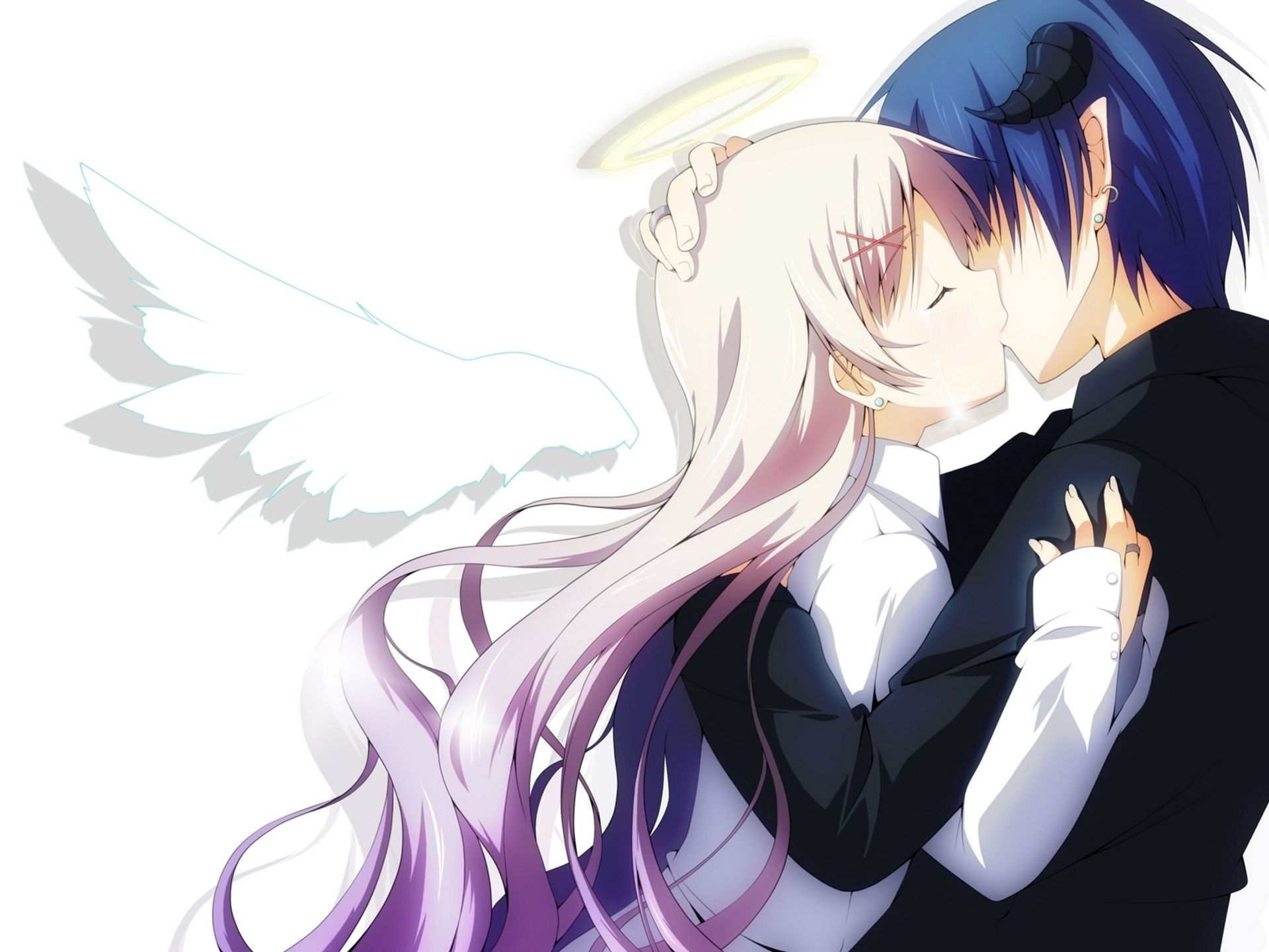 Anime Couple Wallpapers Top Free Anime Couple Backgrounds