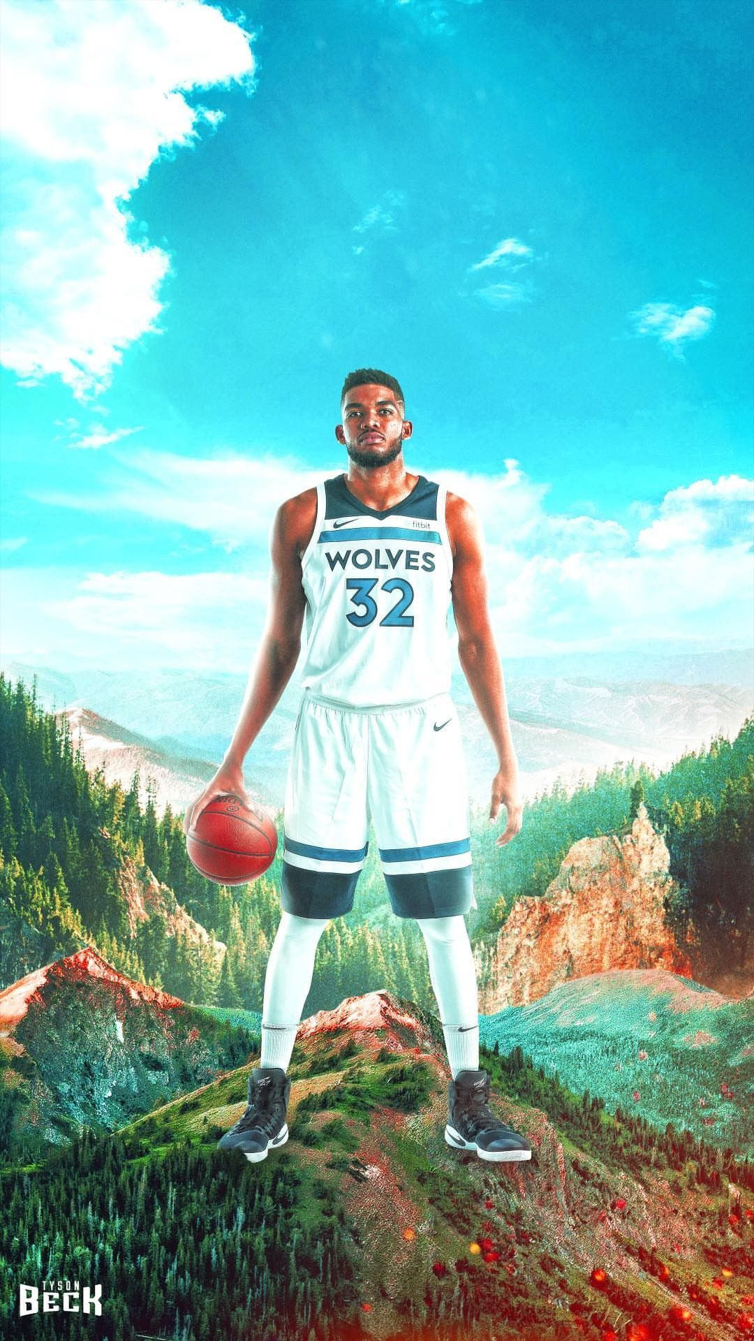 Karl Anthony Towns Wallpapers Top Free Karl Anthony Towns Backgrounds Wallpaperaccess
