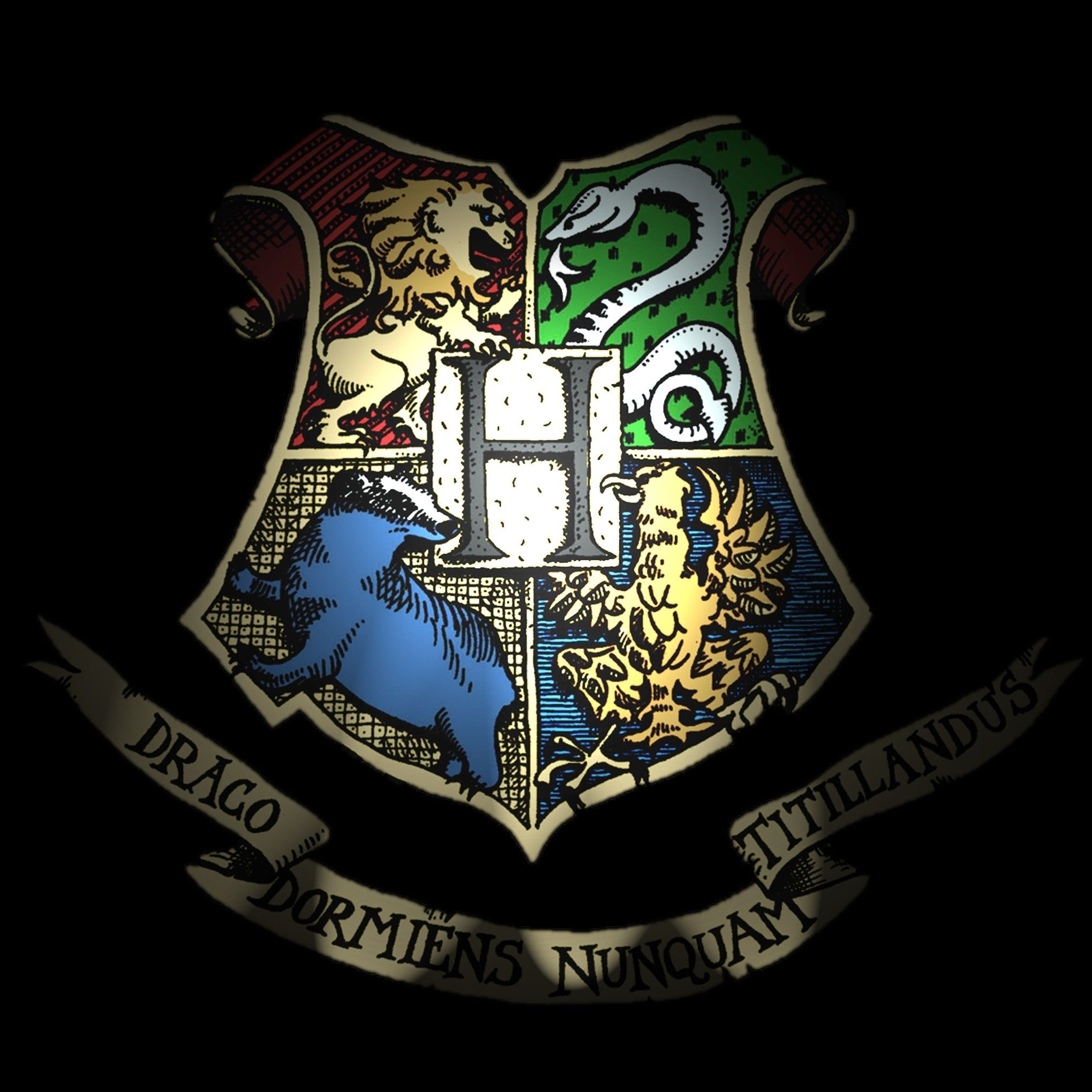 Harry Potter Gryffindor Crest Wallpapers Top Free Harry Potter