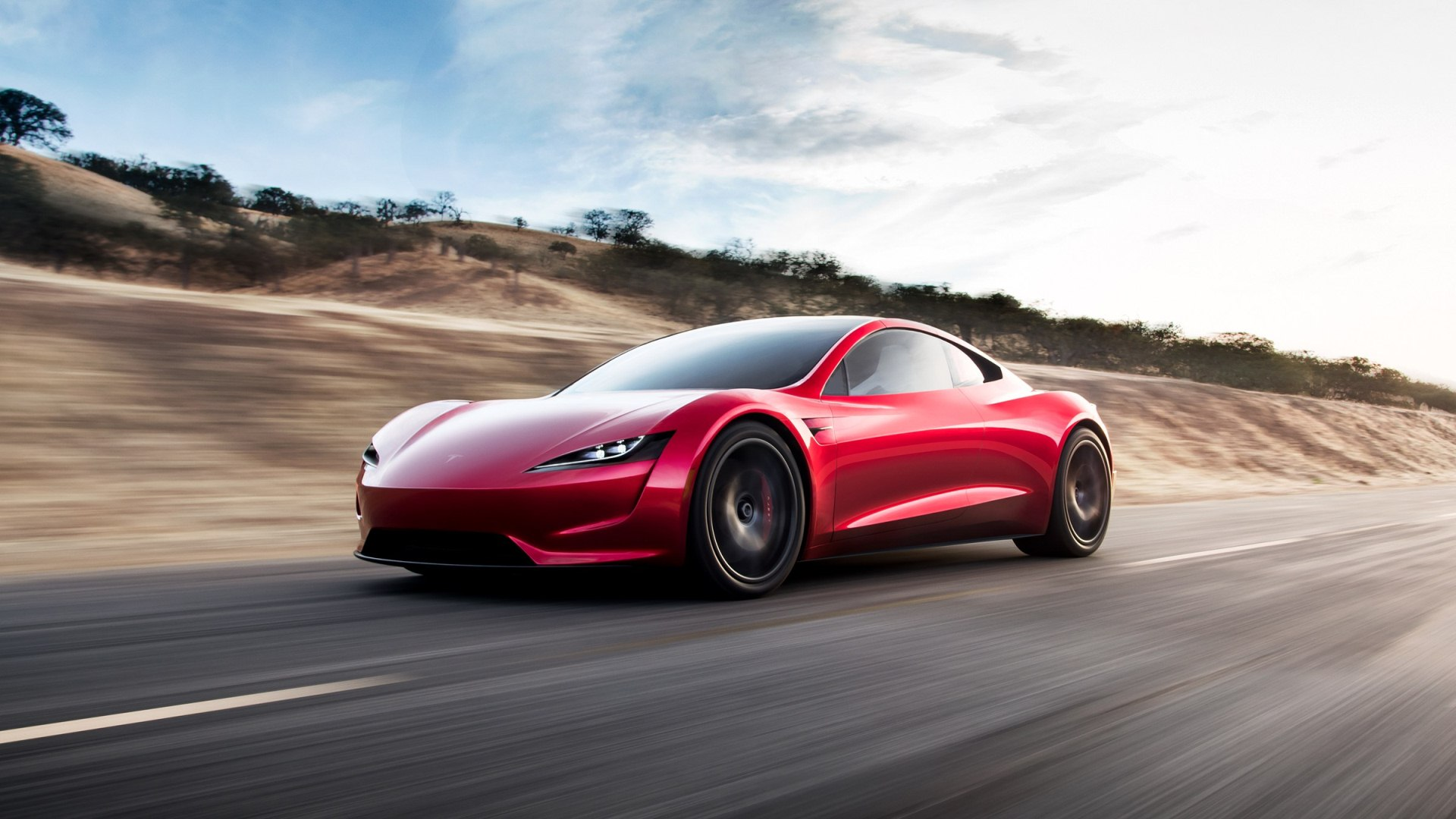 Tesla Roadster Wallpapers Top Free Tesla Roadster