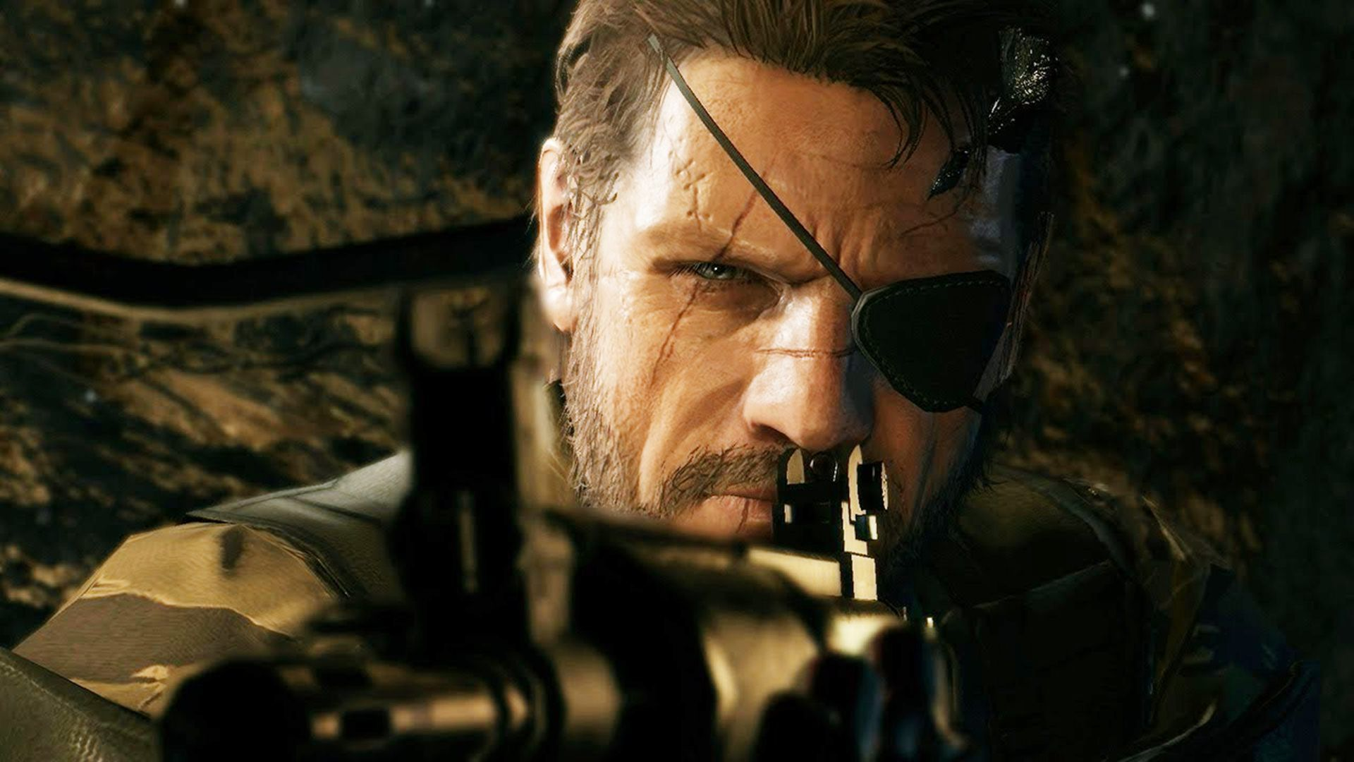 Phantom Pain 4k Wallpapers Top Free Phantom Pain 4k Backgrounds