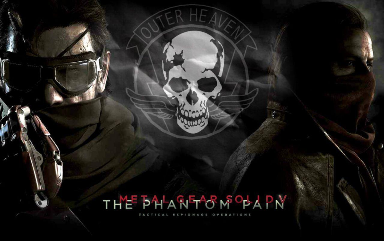 Phantom Pain 4k Wallpapers Top Free Phantom Pain 4k Backgrounds Wallpaperaccess