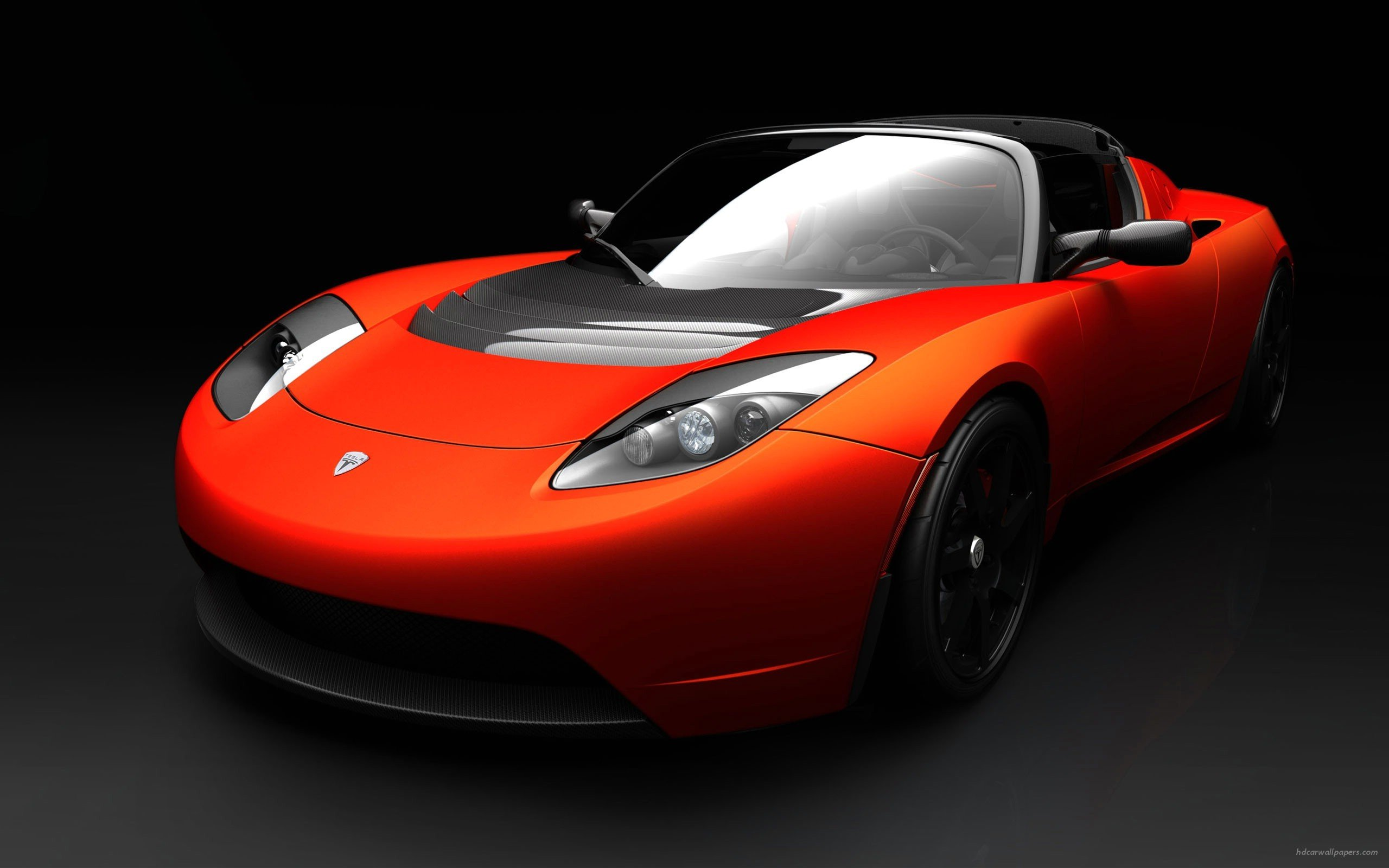 Tesla Roadster Wallpapers Top Free Tesla Roadster Backgrounds Wallpaperaccess