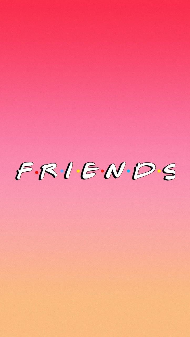 723x1280 Hình nền bạn bè màu hồng ombré miễn phí sử dụng